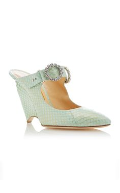 Starry Eyed Wedge by Liudmila Turquoise Fashion, Starry Eyed, Kitten Heels, Wedges, Collection, Shopping, Shoes, Women, Zapatos