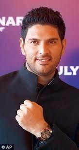 Yuvraj Singh - Indian Cricketer