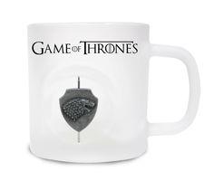 Mug in vetro Stark con scudo girevole euro 15,90