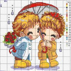 cross stitch (more patterns) Cross Stitch For Kids, Just Cross Stitch, Cross Stitch Heart, Cross Stitch Animals, Cross Stitch Flowers, Cross Stitch Gallery, Cross Stitch Designs, Cross Stitch Patterns, Cross Stitching