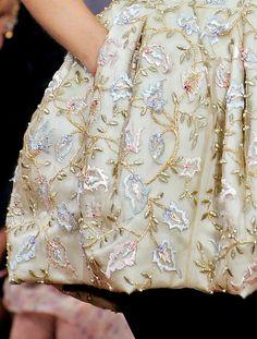 Christian Dior Haute Couture f/w 2012.