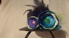 Adorable Mini Top Hat  Mardi Gras Theme  by AffordableAdorableKC, $16.00