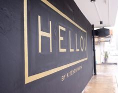 Hello by Kitchen Mafia at Section 17, Petaling Jaya: Restaurant Review
