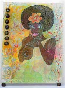 Image Search Results for chris ofili art