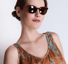 Thyra Tortoise Sunglasses// luv <3