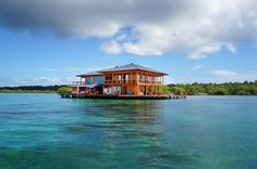 Bocas del Toro, Panama. | 19 Beautifully Isolated Places Where You Can Finally Get Some Peace And Quiet