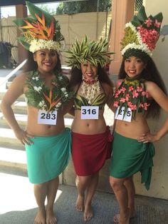 tahitian costume Más Polynesian Girls, Polynesian Dance, Polynesian Culture, Hawaiian Costume, Tahitian Costumes, Tahitian Dance, Hula Skirt, Hawaiian Birthday, Island Girl