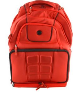 cca1387c87 Pack Fitness Voyager 500 Meal Management Backpack - Red Backpacking  Hammock