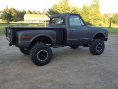 1972 Chevrolet 4x4 Pickup Truck  K10