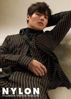 Kang Ha Neul for Nilon Korean Men, Asian Men, Asian Guys, Asian Actors, Korean Actors, Korean Idols, Korean Celebrities, Celebs, Kang Haneul