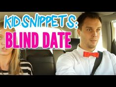 "Kid Snippets: ""Blind Date"" (Kids Talk, Adults Act)  	    	  		New Kid Snippets videos every MONDAY. If movies were written by our children... We asked a couple kids to pretend they were on a blind date. This is what they came up with. Produced by Bored Shorts TV Filmed and Edited by Ryan Haldeman Starring: Randy Roberts Kristina Roberts Editing Consultants: Brett Roberts Production Assistant: John Roberts Keywords: kids kid clean comedy funny video fun entertaining hilarious Joke Lau"