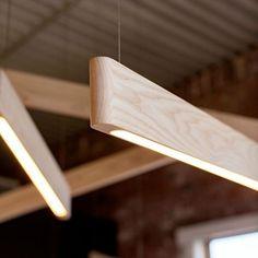 Linear Lighting, Cool Lighting, Diy Luminaire, Deco Led, Line Light, Room Lamp, Interior Lighting, Home Lighting Design, Lamp Design