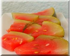 10 Hacks for Healthier Cooking Watermelon Pickles, Canning Pickles, Romanian Food, Calorie Counting, Healthy Cooking, Preserves, Food And Drink, Stuffed Peppers, Fruit