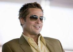 65bcf9bfdb Brad Pitt wearing Oliver Peoples sunglasses! http   panaidis.gr page