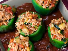 I have to admit I have never made stuffed peppers before. I know crazy, right? My garden is exploding with peppers right now! So I figured this was my perfect chance to give stuffed peppers a try. ...