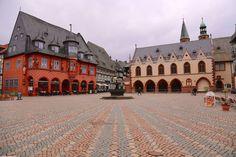Marktplatz, Goslar