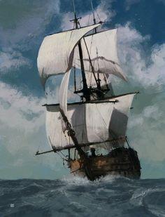19th Century Sailing Photos | Sailor Mouth Saturday: Duck