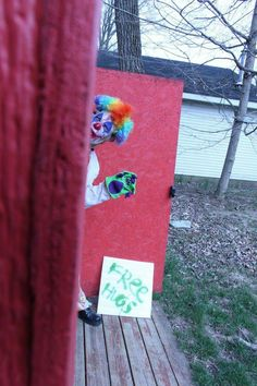 Bobo the clown