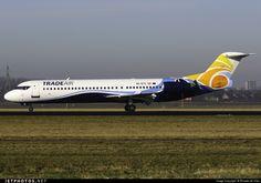 Fokker 100 9A-BTE 11416 Amsterdam Schiphol Airport - EHAM