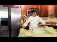 Video: How to Keep Food Platters Cold at a Wedding | eHow