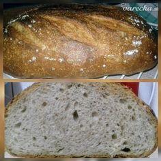 Kváskový chlebík mix (fotorecept) - recept | Varecha.sk