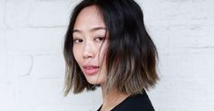 """L.A.'s """"Parallel Undercut"""" Is The Secret To Hair That's SO Easy To Style 