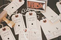 Lone Flag | Hang Tags