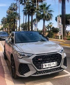 Luxury Sports Cars, Best Luxury Cars, Audi Q3, Fancy Cars, Cool Cars, Audi Sport, Lux Cars, Car Goals, Future Car