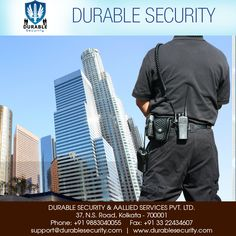 #Durable #Security the well known #service #provider #security guard.