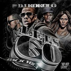 "DJ Kokolo's- ""Let's Go Back"" Party Mixed CD - Party,WorkOut,Dance Etc."