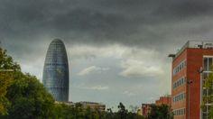 Barcelona. Torre Agbar.