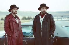 Fargo FX | Season 2 | Brad Mann as Gale Kitchen & Todd Mann as Wayne Kitchen