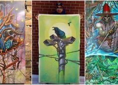 """Artista """"Bruno Smoky"""" e sua historia no Graffiti"""