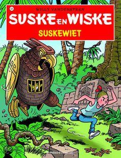 Suske en Wiske 329 Suskewiet