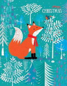Fox   Scott Rhodes - cards   Flickr