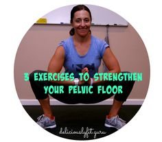 Do You Want a Slide, or a Hammock? (3 Exercises To Strengthen Your Pelvic Floor)