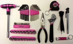 The Original Pink Box Tools