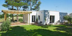 Maison bois à l'Ile d'Olonne | Maison bois Arcadial