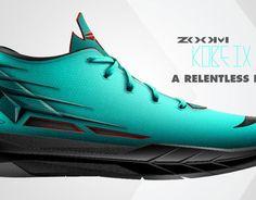 """다음 @Behance 프로젝트 확인: """"Nike Zoom Kobe IX"""" https://www.behance.net/gallery/7071719/Nike-Zoom-Kobe-IX"""