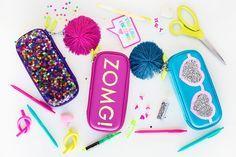 Volta às aulas! DIY: fazendo estojos diferentes