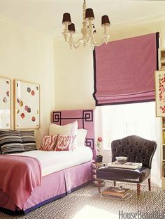 Kids Room Ideas - Cool Kids Bedrooms - House Beautiful