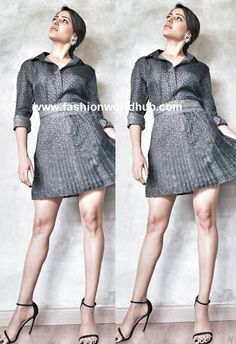 Samantha Ruthu prabhu for the promotions of Uturn Movie!   Fashionworldhub