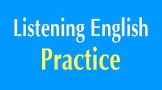 Free English advanced listening tests to practice