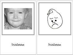 les émotions Montessori, Self Regulation, Emotion, Ms Gs, Psychology, Science, Messages, Album, Conte