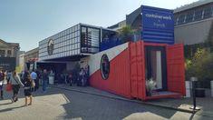 Containerwerk & Friends, visioni di un futuro di edifici modulari, Opificio 31, Via Tortona #Fuorisalone2018 #MilanDesignWeek2018 #MilanDesignWeek #MCaroundSaloni
