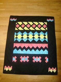 Seminole Patchwork, Patchwork Bags, Western Quilts, Southwest Quilts, Quilt Border, Quilt Making, Baby Quilts, Quilt Blocks, Quilt Patterns