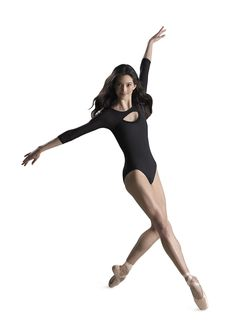 Most people don't wear ballet leotards to non-dance events. I am not most people.   Bloch Kiele Stain Sheer Top Dance Leotard