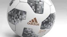 Official Ball Fifa Worldcup 2018 Telstar PBR 3D Model .max .c4d .obj .3ds .fbx .lwo .stl @3DExport.com by djkorg