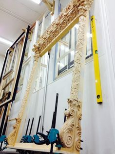 Woodcarving frames
