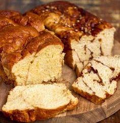 Cinnamon Pecan Bread | Peach Bread | - Pies & Breads fresh from Georgia! Peach Bread, Banana Bread, Bread Shop, Cinnamon Pecans, Fall Breakfast, How To Make Bread, Holiday Baking, Family Meals